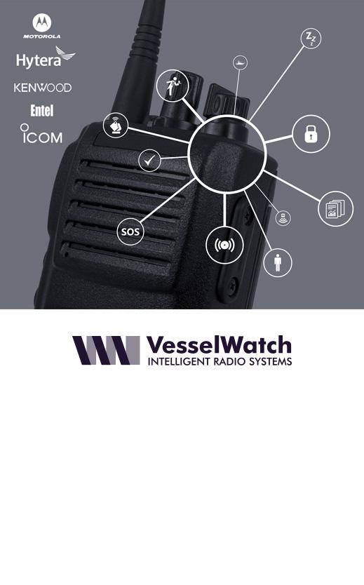 VesselWatch Radio App
