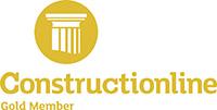 contrusction web logo
