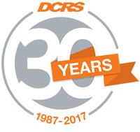 DCRS 30 Years Badge