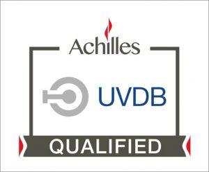 Achilles UVDB qualified