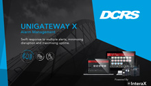 UnigatewayX Alarm Management